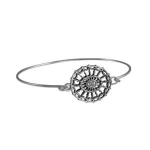 DAR Oval Clasp Bracelet