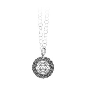 Ezell Mini Ring Necklace