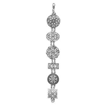 Linked Charleston Gate Bracelet