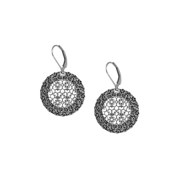 Ezell Leverback Earrings