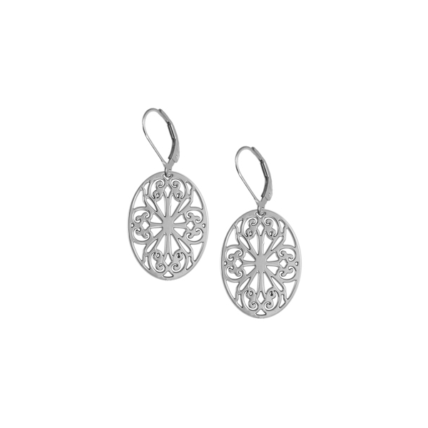 St. Philip's Leverback Earrings