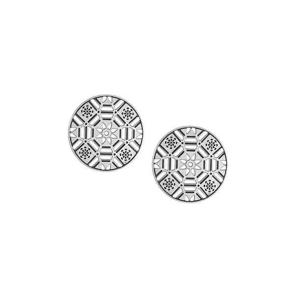 First Baptist Post Earrings