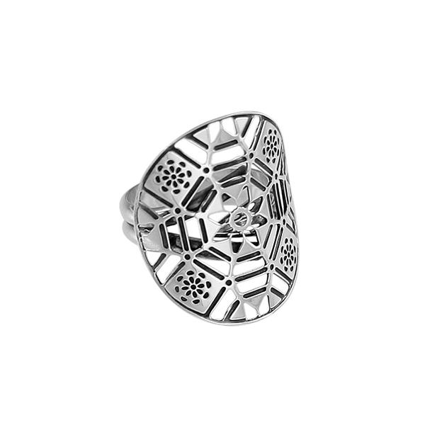 First Baptist Adjustable Ring