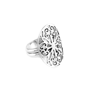 St. Philip's Adjustable Ring