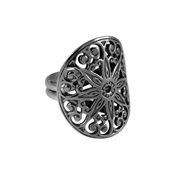 College of Charleston Adjustable Ring