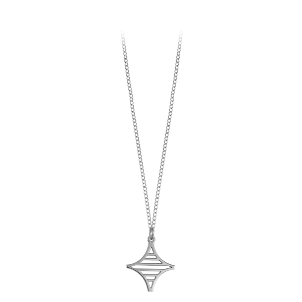 Legare Street Necklace on Light Chain