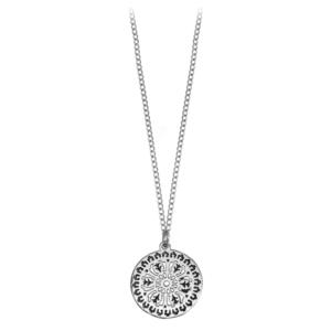 Aiken Rhett Necklace on Light Chain