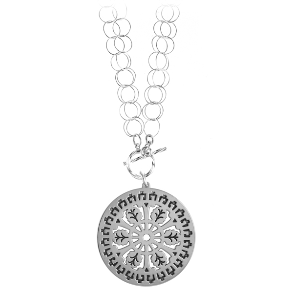 Aiken Rhett Double Toggle Necklace