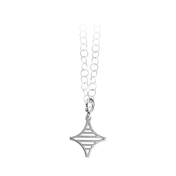 Legare Street Mini Ring Necklace