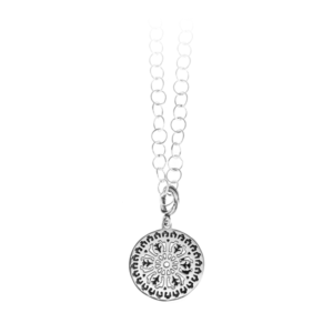 Aiken Rhett Mini Ring Necklace