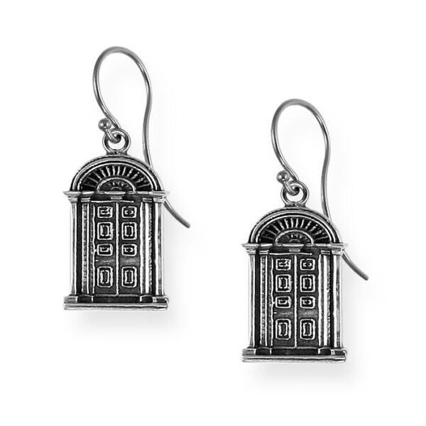 Nathaniel Russell House Door Earrings