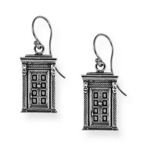 14 Lamboll Street Door Earrings