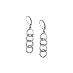 Regency Leverback Earrings