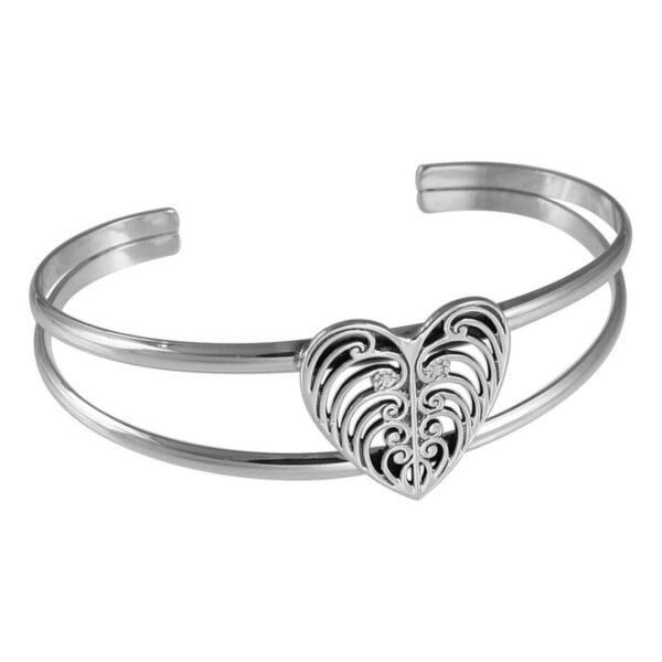Philip Simmons Heart Split Cuff