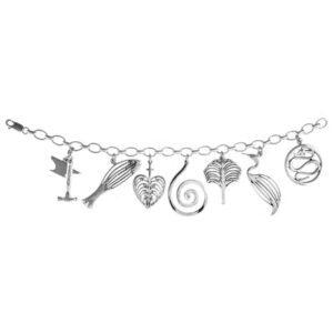 Philip Simmons 7 Charm Bracelet